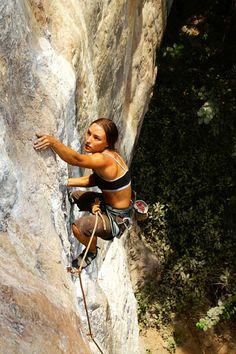 Rock climbing - Thailand