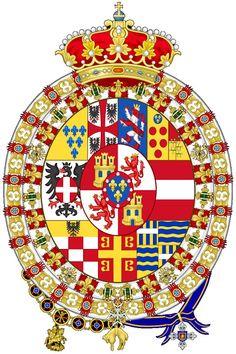 CONVERSANDO ALEGREMENTE SOBRE A HISTÓRIA.: Os Duques de Parma e Piacenza.