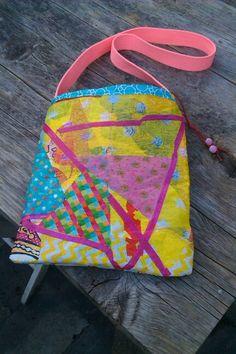 Lunchbag fused plastic.