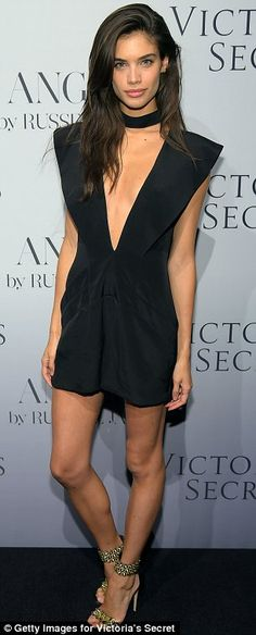351ff1e59e9d8 Sara Sampaio Photos - Model Sara Sampaio attends Russell James