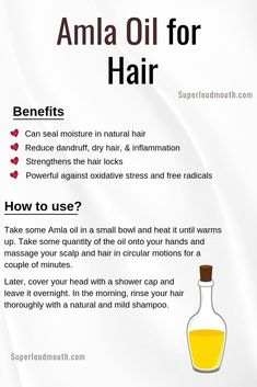 These natural hair oils promise you a stronger and more healthy hair . - These natural hair oils promise you stronger and healthy hair growth – These natural hair oils pr - Hair Growth Oil, Natural Hair Growth, Natural Skin, Natural Oils, Natural Beauty, Make Up Tools, Twist Outs, Scene Hair, Amla Oil