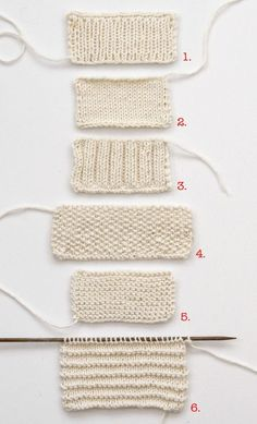 How to Crochet Wave Fan Edging Border Stitch & Crochet Ideas Knitting Stitches, Knitting Needles, Knitting Patterns, Sewing Tutorials, Sewing Projects, Sewing School, Textiles, Diy Crochet, Fabric Crafts