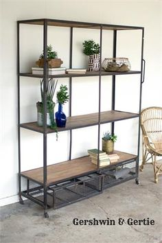 Antique and Rustic Industrial Furniture