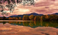 autumn reflections by CarlottafedeRicci #nature #mothernature #travel #traveling #vacation #visiting #trip #holiday #tourism #tourist #photooftheday #amazing #picoftheday