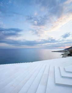 Voronoi's Corrals on Milos Island, Cyclades, Greece by deca ARCHITECTURE