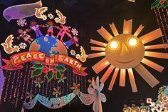 Sunday Spotlight: it's a small world holiday at Disneyland