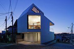 Vista House by Apollo Architects & Associates - Design Milk