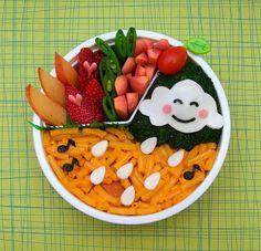 A importância de uma alimentação saudável na primeira infância