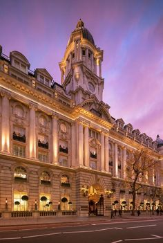 The Rosewood London, in London, England, built in 1914, was recently added to the Historic Hotels Worldwide registry.