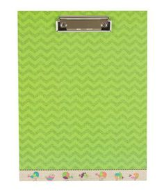 Bebop Birdie Clipboard - A little birdie told us you're in need of #classroom décor that's charming, colorful, and cheery… Look no further! Our exclusive Bebop Birdie collection features an enticing combination of patterns, colors, and textures for a look that's delightfully dynamic and diverse. Blending trendy burlap accents with classic whimsical designs, Bebop Birdie gives you the best of stylish décor with timeless vintage appeal. What a fine feathered friend! #teachers