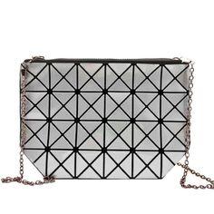 Clutches Women Geometric Clutch Bag Women Messenger Bao Bao Bag Clutch Purse Bag Female Fashion BAOBAO Make Up Bags