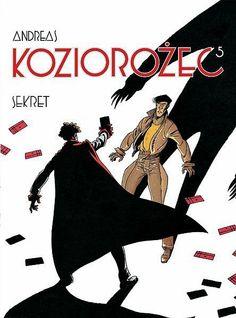 Koziorożec - Koziorożec, tom 5 - Sekret Imago.com.pl komiksy nowe używane komiksy polskie zagraniczne sklep z komiksami