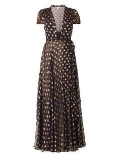 Diane Von Furstenberg Tamara gown