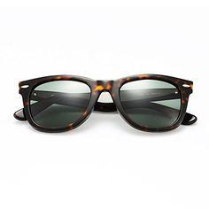 c2ea070db03 LUMCHO Wayfarer sunglasses for men polarized with MAZZUCCHELLI acetate  frame
