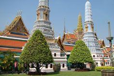 Grand Palace, Bangkok, Thailand jigsaw puzzle