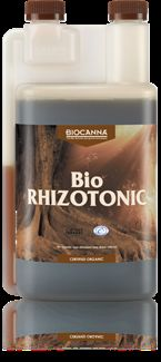 BioCanna BioRhizotonic BioRHIZOTONIC is a 100% organically certified root stimulator (OMRI). BioRHIZOTONIC contains a range of vitamins, including vitamins B1 and B2. It stimulates the development of root (hairs), root tips and increases the plant's resistance. A powerful root system ensures that the plant can absorb more nutrients and grows faster. #canadianwholesalehydroponics