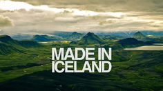 In summer 2011, a girl hike through Iceland, on her own. | MADE IN ICELAND. Video by Klara Harden.