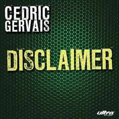 ‎Disclaimer - Single by Cedric Gervais North Face Logo, The North Face, Cedric Gervais, Try It Free, Apple Music, Album, Songs, Card Book