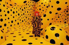 The BBC Made a Documentary About Rad Japanese Artist Yayoi Kusama | Complex UK