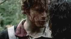 Jamie and Claire's Beginnings ~ Falling Through the Stones an Outlander Page Production