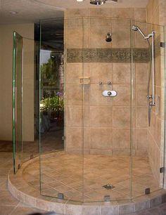 showers without doors | Showers Without Doors | Shower Design Ideas Pictures
