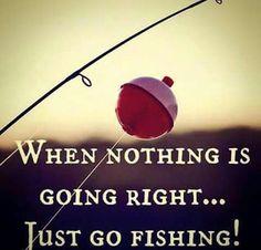 Fishing done rite