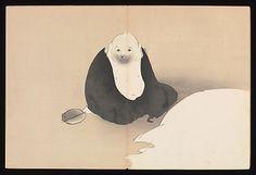 Flowers of a Hundred Worlds (Momoyogusa), set of three woodblock-printed books published 1909~10 – Kamisaka Sekka
