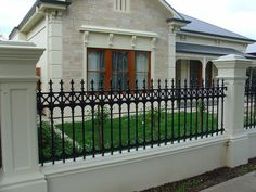 iron fence | Architectural Design