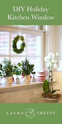 DIY Holiday Decorati
