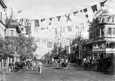 Adderley Street, Cape Town 1904| Flickr - Photo Sharing!