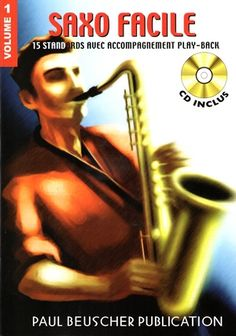 Saxo Facile vol.1 + CD