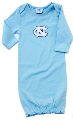 UNC Baby Gown - So Cute