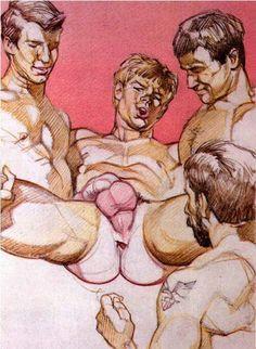 sexy táta gay porno