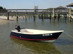 The Tango Skiffs were designed to be easy to build, lightweight, low-power planing skiff. Description from tangoskiff.com.