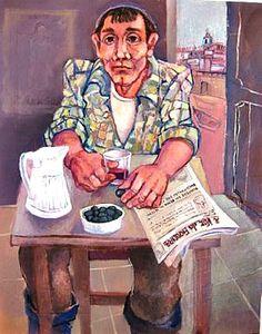 Nasceu em Torres Vedras em 1944. Frequentou em Coimbra o Círculo de Artes Plásticas. Tirou o curso de pintura na Escol...