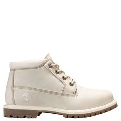 5f646135f865fc Timberland Women s Waterproof Nellie Chukka Double Boots (Off-White) Timberlands  Women