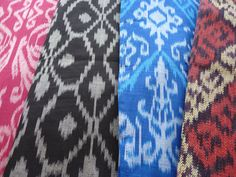 Ikat all day everyday
