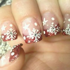 Snowflake Christmas By Nia D