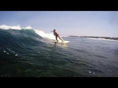 Kesha Ayres Goes Surfing In Bali