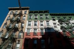 Little Italy - New York - Etats-Unis