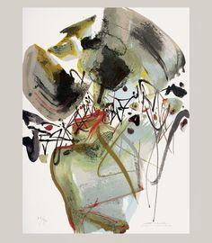 Untitled - Chu Teh-Chun (1920–2014)