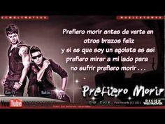 Rakim  Ken Y   'Prefiero Morir' con Letra (Forever) New 2011 Romantic re...