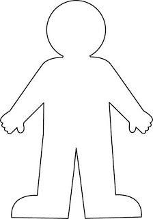Thema mijn lichaam | Juf Anke lesidee kleuters