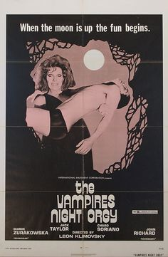 The Vampires Night Orgy  (1974)