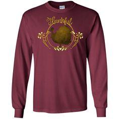 thanksgiving day, turkey funny LS Ultra Cotton Tshirt