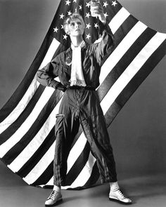 Rocking the Stars and Stripes Pictures - David Bowie | Rolling Stone