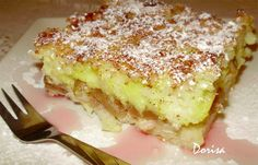 czech recipes Fotorecept: Ryov nkyp s ereami a pudingom Slovak Recipes, Czech Recipes, New Zealand Food And Drink, Middle East Food, Eastern European Recipes, Good Food, Yummy Food, Australian Food, English Food