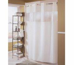 Hookless The Major Shower Curtain- Longer Length — QVC.com