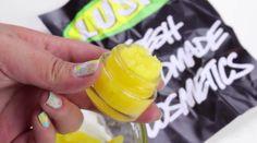 How to Make Your Own Lush Lip Scrub