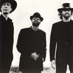 the irreplaceable Brothers Gibb (that's the Bee Gees, in case you didn't know)